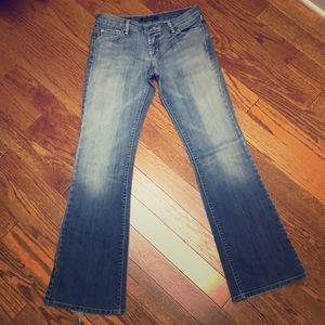David Kahn jeans. Size 27.